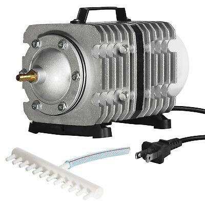 1585 GPH O2 Commercial Air Pump 12 Outlet for Aquarium Fish Tank Hydroponic 138W