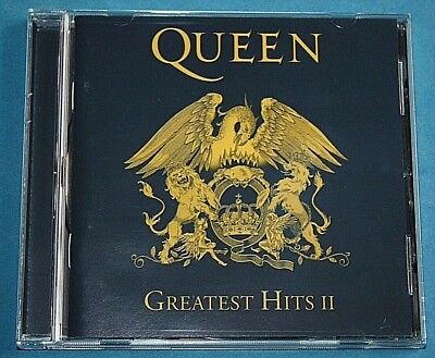 QUEEN GREATEST HITS II CD NEW Remaster Edition