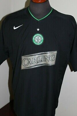 c7619e0113 Vintage Mens Celtic Football Club Soccer Jersey Nike Size Xl Made In  Portugal