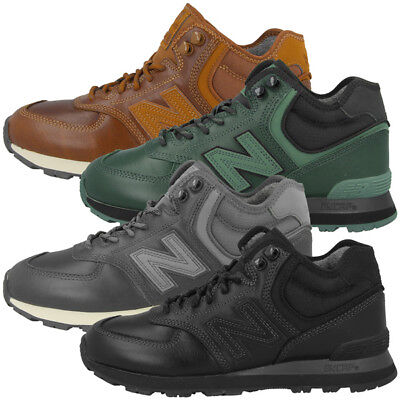 competitive price 45581 9cd55 NEW BALANCE MH 574 OA Schuhe Mid Cut Outdoor Freizeit Sneaker Turnschuhe  MH574OA