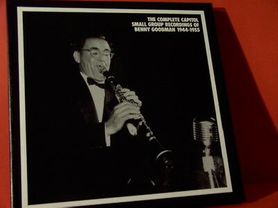 "Benny Goodman ""complete Capitol Recording 1944-55""(Mosaic 6-Lp-Box/new=Unplayed)"