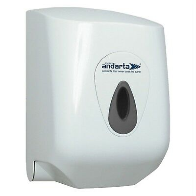 Andarta 06-027 Plastic Lockable Centre Feed Dispenser