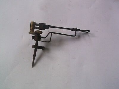 Escapement Leader Arm Etc  From An Old Enfield Mantle Clock  Ref Pq9