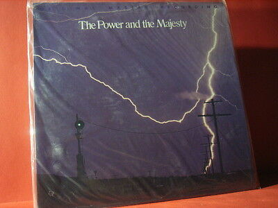 """Mfsl 1-004 Brad Miller """"the Power And The Majesty"""" (Japanpressing-Series/sealed)"""