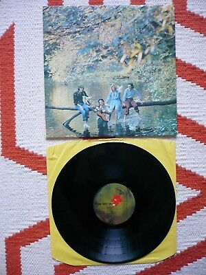 Paul McCartney & Wings Wild Life Vinyl UK 1971 Apple LP 11/1 1st Press *READ*