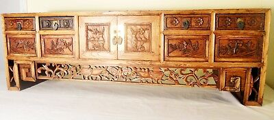 Antique Chinese Lady's Chest (2813); Circa 1800-1849