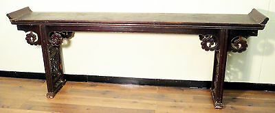Authentic Antique Altar Table (3185), Circa 1800-1849