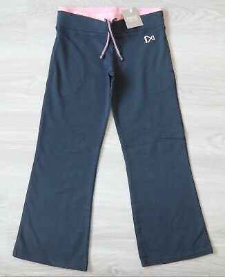Bnwt Girls Next Navy Blue Pe School Uniform Joggers 6 Yr 5-6 New Tracksuit Pants
