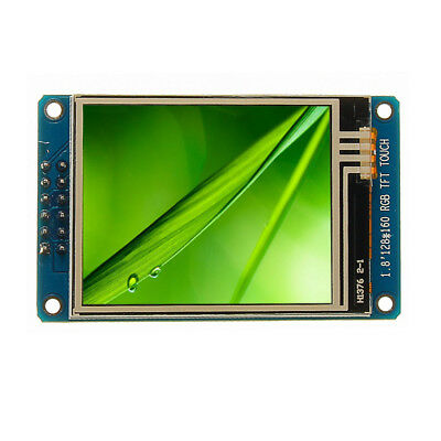 1.8 Inch LCD Screen SPI Serial Port Module TFT Color Display Touch Screen