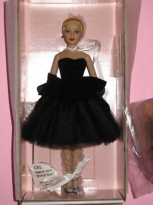 "Tonner - 2003 Femme Fatale 10"" Tiny Kitty Collier Doll NRFB"