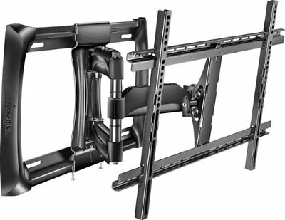 "Rocketfish Full-Motion TV Wall Mount for Most 40"" - 75"" TVs - Black RF-HTVMM170C"