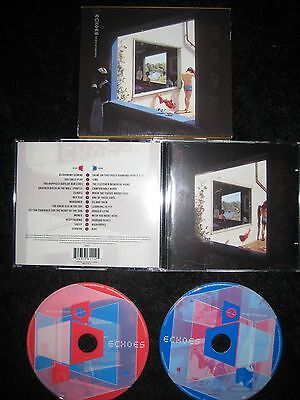 RARE Limited Edition 2 CD Box Set Pink Floyd Echoes The Best Of greatest Hits