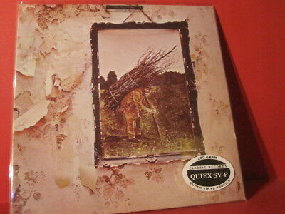 "Led Zeppelin "" Led Zeppelin Iv "" (180Gram-First-Classic Records/factory Sealed)"