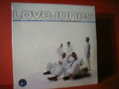 "Love Jones "" Powerful Pain Relief "" (First Classic Records-150Gram-Lp/sealed)"