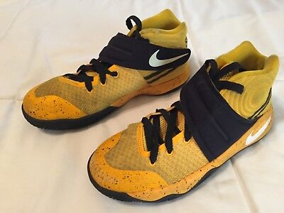 61667500414 Nike Kyrie 2 II School Bus Yellow Youth Basketball Shoes Size 5 Y (826673-