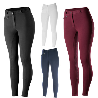 NEW Horze Active Silicone FS Ladies Breeches Clothing Horse Riding Care Grooming