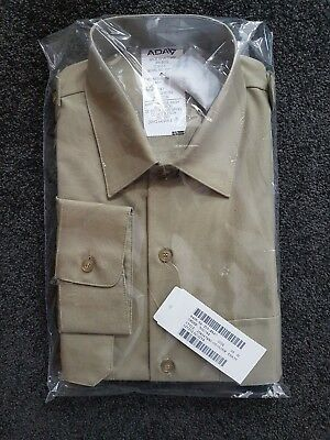 Army shirt mens khaki various sizes Australian military