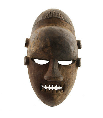 Mask African Salampasu of Fighter Arts First Drc Zaire AA835