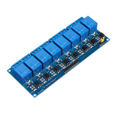 8 Channel Relais 12V with Opto-coupleur Isolation Module Pour Arduino AVR 51