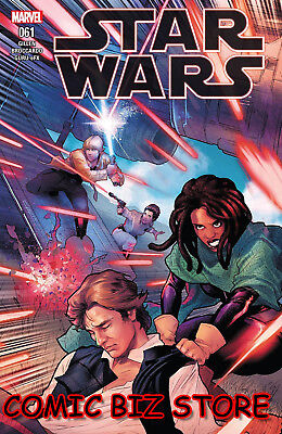 Star Wars #61 (2019) 1St Printing Bagged & Boarded Marvel Comics