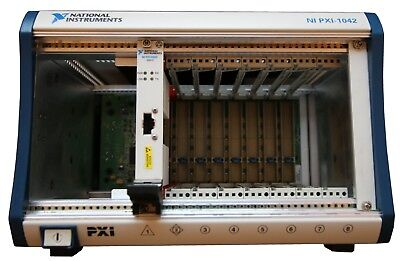 National Instruments NI PXI 1042 PXI-8330