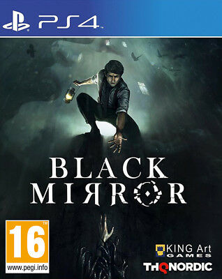 Videogioco PS4 Black Mirror Nuovo Originale Italiano per Sony PlayStation 4
