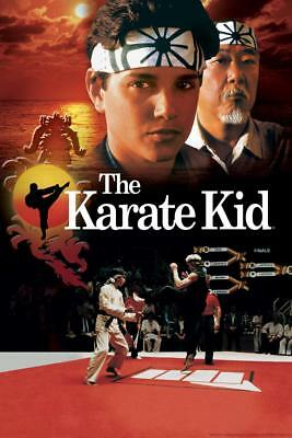 The Karate Kid All Valley Tournament Movie Mural Inch Poster 36x54 inch