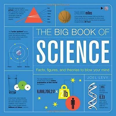 The Big Book of Science: Facts, Figures, and Theories to Blow Your Mind