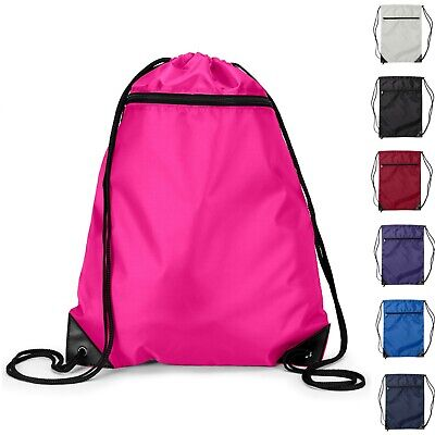 9e1ae34a44f4 SMALL OR LARGE Liberty Bags Drawstring Backpack Cinch School Sack ...
