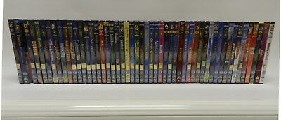 All First 50 Walt Disney Animated Classics Dvd Collection