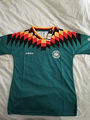 8e6419ac2 West Germany retro football shirt 1994 (Away) All sizes. First class post.