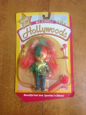 Tonka Be Cool Hollywoods Sparkle N Shine Dolly