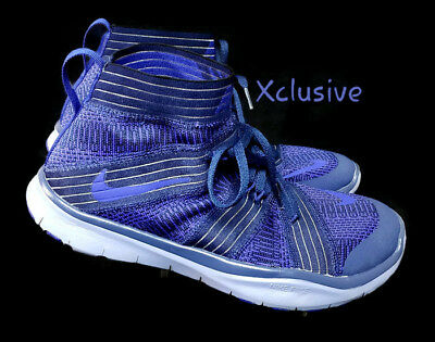 huge selection of e00d1 f0b60 Nike Free Train Virtue Athletic shoes Cross Training Running Shoes Mens Size  9.5