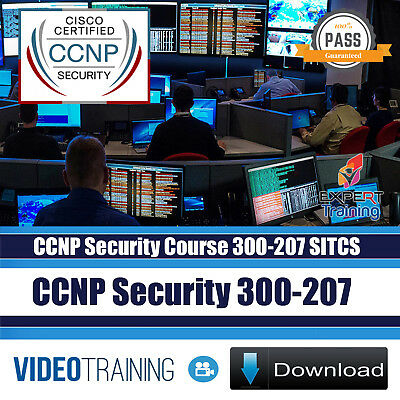 CCNP Security Technology Course 300-207 SITCS 15 Hours of Video Course DOWNLOAD