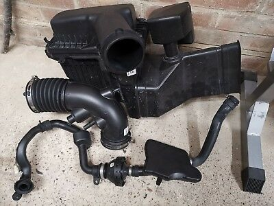 Mustang GT 5.0 Original Airbox, Pipes And Filter