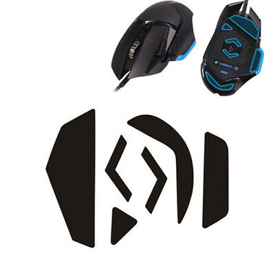 2 Sets Mouse Mic Feet Skates Pads Teflon 0.65mm For Gaming Logitech G502