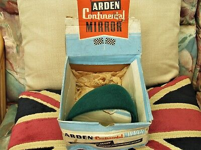 Vintage Arden Continental Sports Mirror   Classic Car