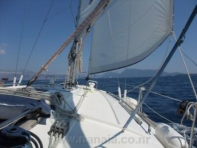 Inexpensive Sailing Holiday Greece, 42ft skippered yacht sleeps 6. Sept 14-21st