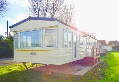 Deluxe Sited Static Caravan Minster Isle Of Sheppey Kent Site Fees Paid To 2020