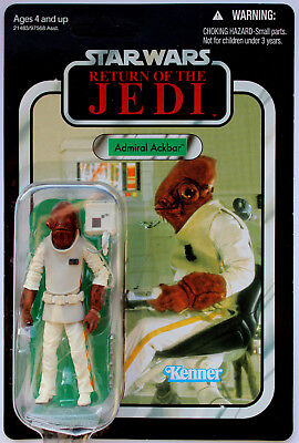 Star Wars The Vintage Collection Vc22 Admiral Ackbar Hasbro