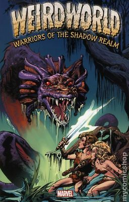 Weirdworld: Warriors of the Shadow Realm TPB (Marvel) #1-1ST 2015 NM Stock Image