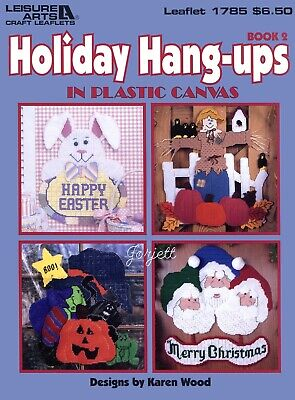 Stained Glass Pattern Book HOLIDAY HANGUPS 2