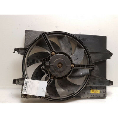Groupe motoventilateur occasion 1495687 - FORD FIESTA 1.4 TDCI - 616214701