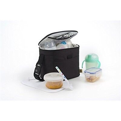Polar Gear Go Anywhere Bottle And Food Bag Black
