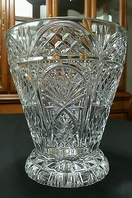 """RARE VINTAGE 30/% LEAD CRYSTAL 1 1//4/"""" CHANDELIER//JEWELRY PRISMS $3.50 EACH"""