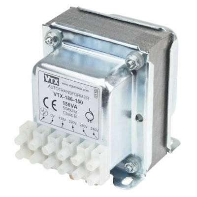 Vigortronix VTX-186-150 Auto Transformer 150VA