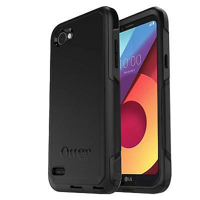 Genuine OtterBox Commuter Series Tough Rugged Case Cover for LG Q6 - Black