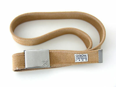CEINTURE HOMME OXBOW sangle marron - EUR 13,90   PicClick FR 8a88350ca98