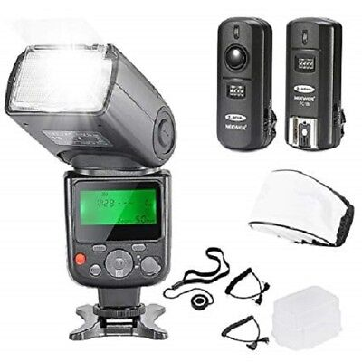 Neewer NW-670 TTL Flash Speedlite for Canon DSLR Cameras Kit