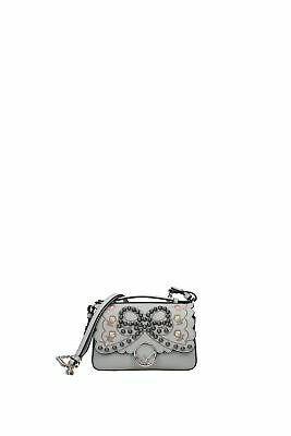 48201c731624 FENDI WOMEN S WOMEN S Micro Baguette Heart-Appliqué Cross-Body Bag ...